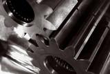 gear parts concept poster