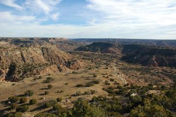 Paloduro canyon