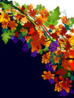 roleta: autumn background