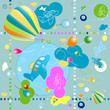 roleta: toys pattern