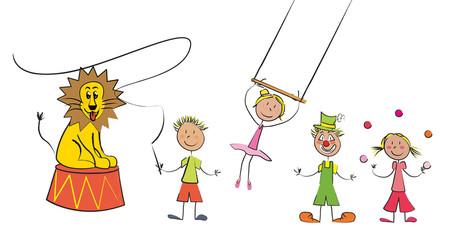 enfants du cirque