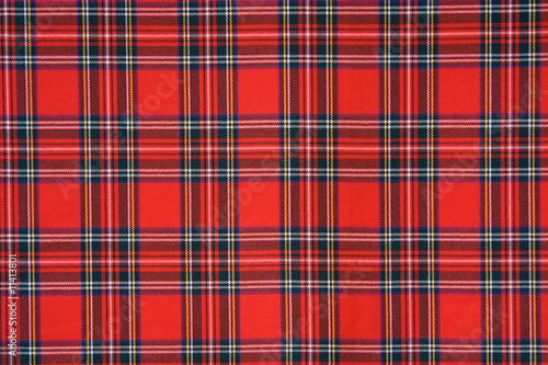 Fotobehang Noord Europa Royal Stewart tartan