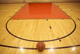 A basketball in field - 11414884