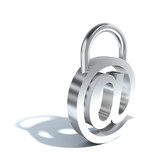 Email sign in a lock form