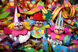 Karnevalclowns