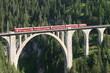 Rhätische Bahn - Wiesener Viadukt