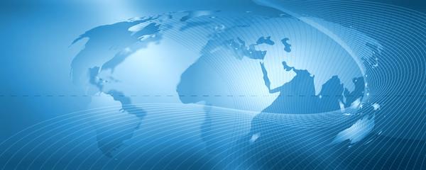 network-blau