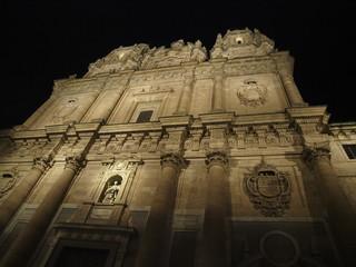 Iglesia de la Clerecia de la Universidad Pontificia de Salamanca