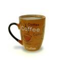 Kaffeetasse braun 1 poster