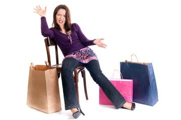 big shopping upset