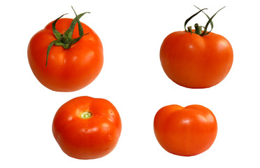 4 tomatoes