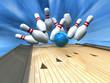 Bowling Strike!