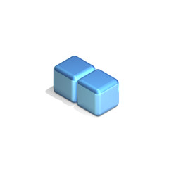 Two Cubes