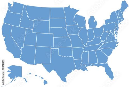 Leinwandbild Motiv United States of America