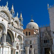 San Marco domkyrkan i Venedig