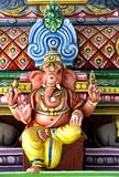 Hindu Deity poster
