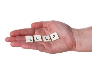 aiutare - richiesta d'aiuto