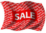 Final Reductions Sale Flag