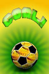 Pallone Calcio-Socker