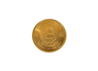 Krugerrand Gold Bullion Coin