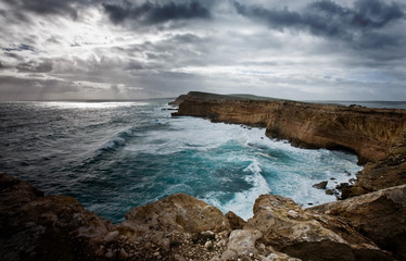 Sheringa Cliffs Eyre Peninsula South Australia