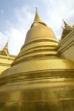 Golden Chedi, Grand Palace, Bangkok poster