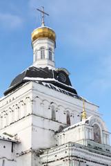 Fragment of St. Sergiy Lavra, Russia, Sergiev Posad