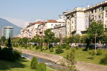 Tirana City Centre, Albania