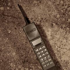 1980's brick phone