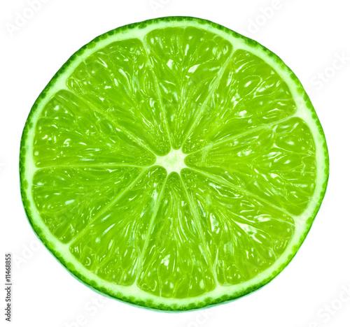 Naklejka Green Limes