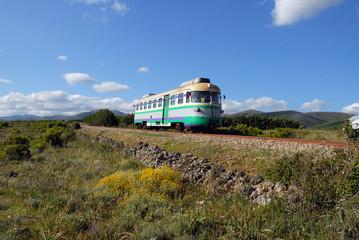 Treno Verde della Sardegna