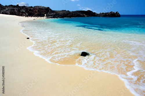 canvas print picture Peaceful Summer Beach
