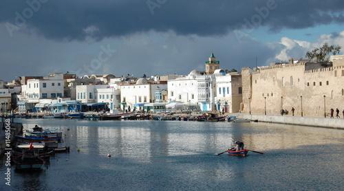 Staande foto Tunesië port de bizerte