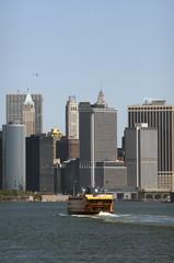 Lower Manhattan & Ferry
