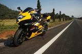 Fototapete Superbike - Wettrennen - Motorrad / -roller