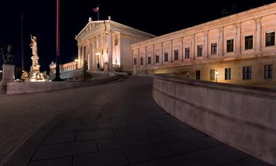 Vienna_Parlament