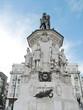Постер, плакат: Statue Luiz de Camoes Lisbonne Portugal
