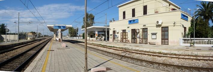 Stazione Ferroviaria di Bari, Santo Spirito