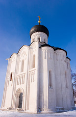 russian ancient church