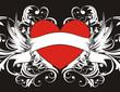 corazon gotico