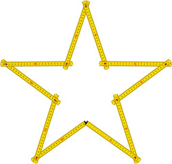 Zollstock Stern