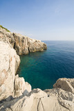 Croatian landscape poster