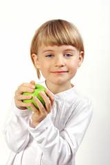 Der Apfel fällt nicht weit vom Stamm