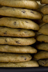 Cookie's stack in vertical crop