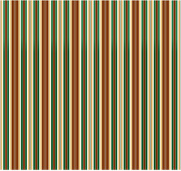 Retro stripes green-brown background  (vector)