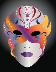 maschera carnevalesca