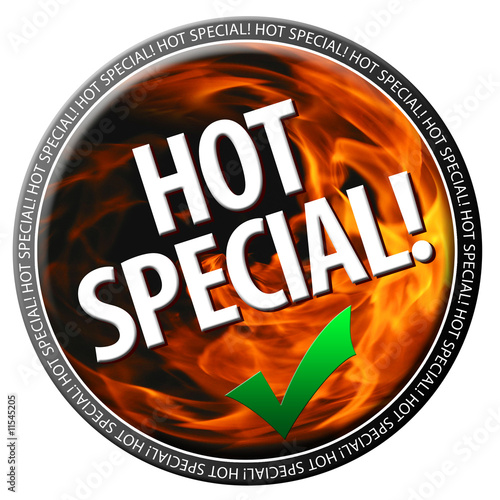 Button hot special