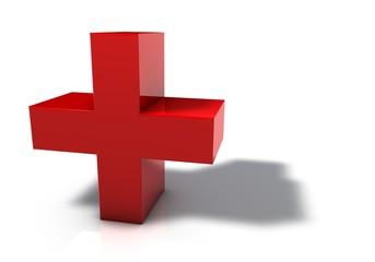 First Aid Symbol Icon