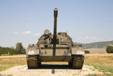 Croatian tank poster