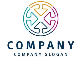 Logo Kreispfeile